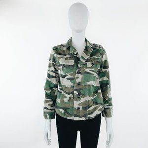 J.Crew - Camo Jacket